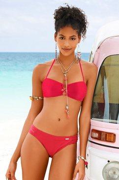 sunseeker bikinibroekje »fancy« rood
