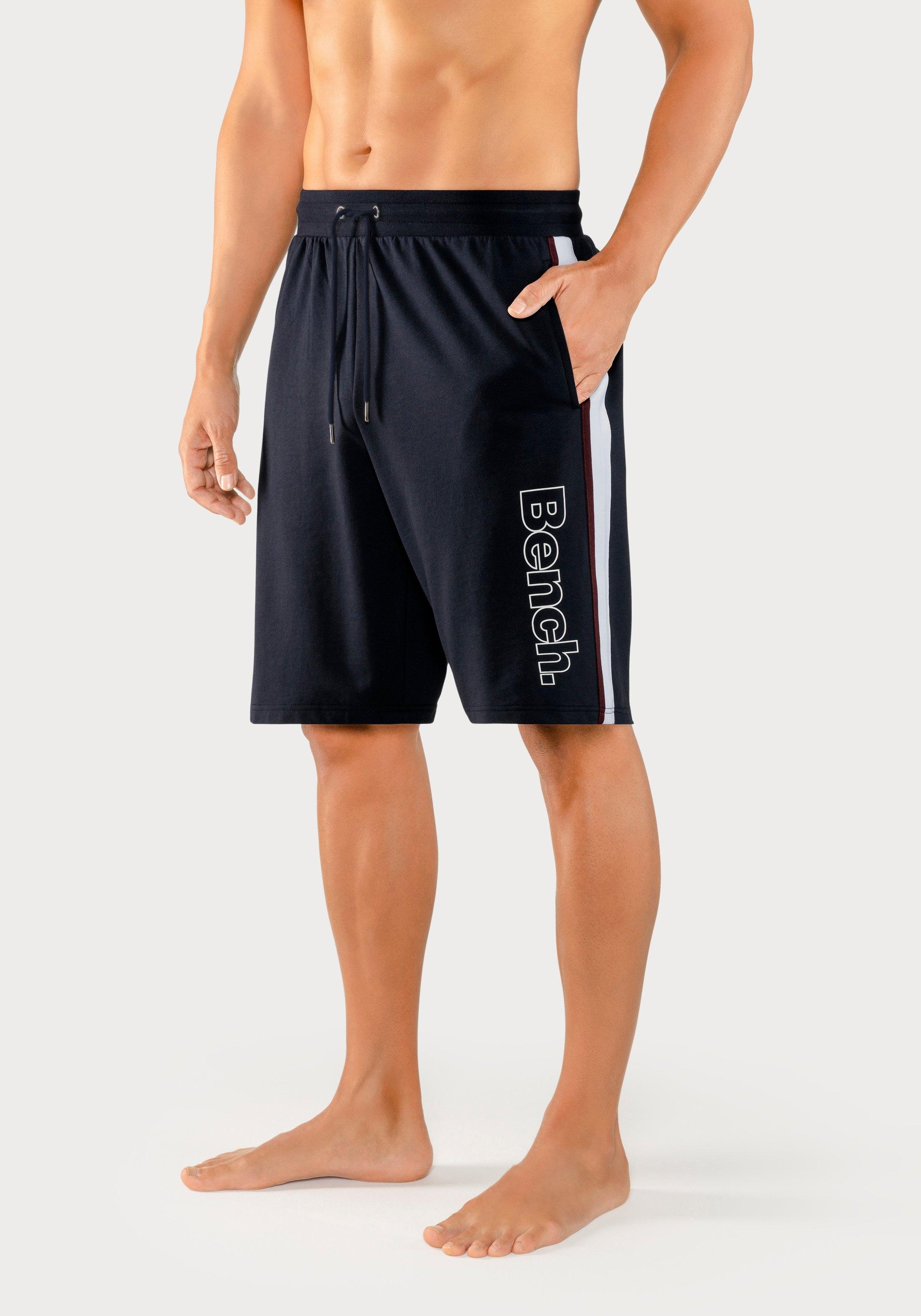 Bench. sweatshort met zakken opzij nu online bestellen