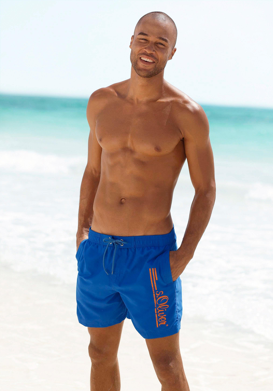 s.Oliver Beachwear Zwemshort, S.OLIVER nu online bestellen