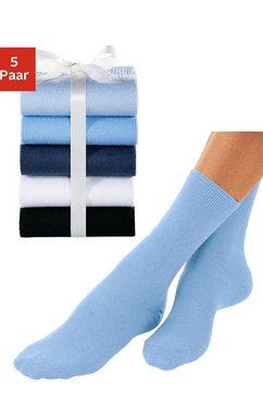 sokken, set van 10 paar multicolor