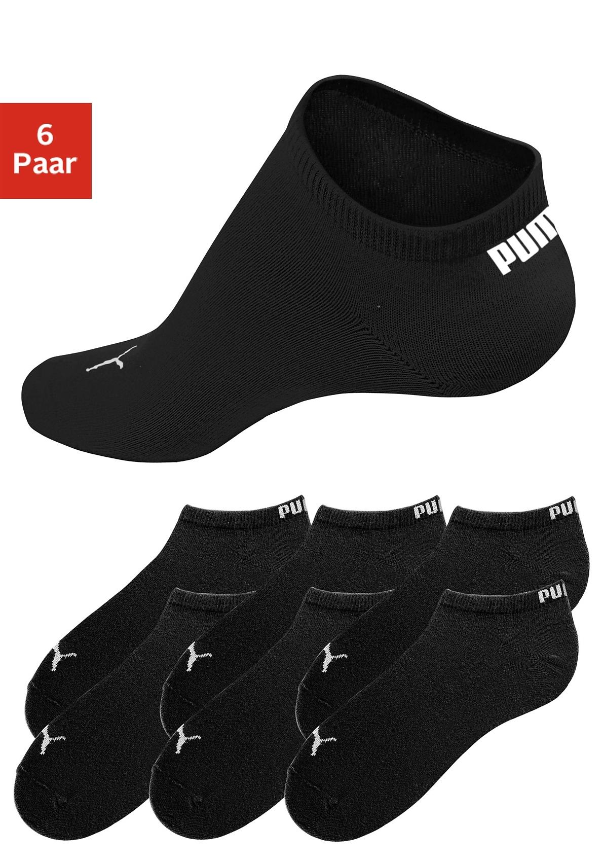 62166fc7d3fd3e Puma Anklets, set van 6 paar voordelig besteld | LASCANA