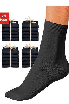 Sokken, set van 10 paar