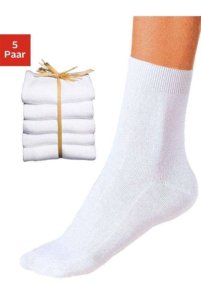 Op zoek naar een Go in basic sokken (5 paar)? Koop online bij Lascana