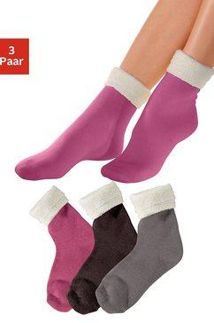Wellness-sokken in set van 3 paar
