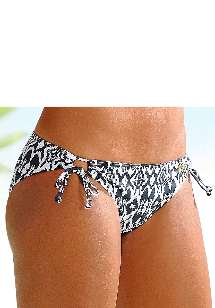 LASCANA Bikinibroekje met strikbandjes opzij in de webshop van Lascana kopen