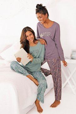 vivance dreams pyjama in set van 2 multicolor