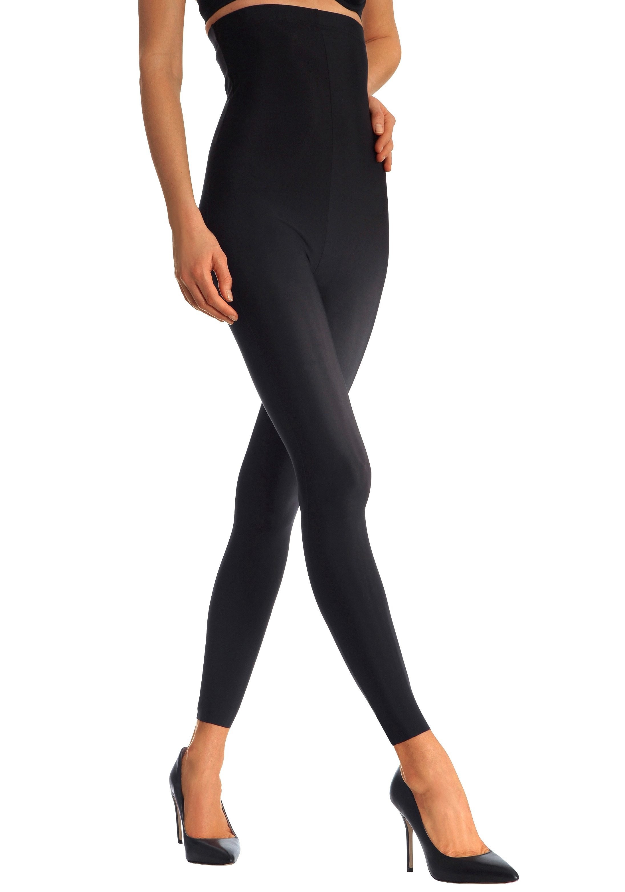 LASCANA high-waisted bodyforming-legging in de webshop van Lascana kopen