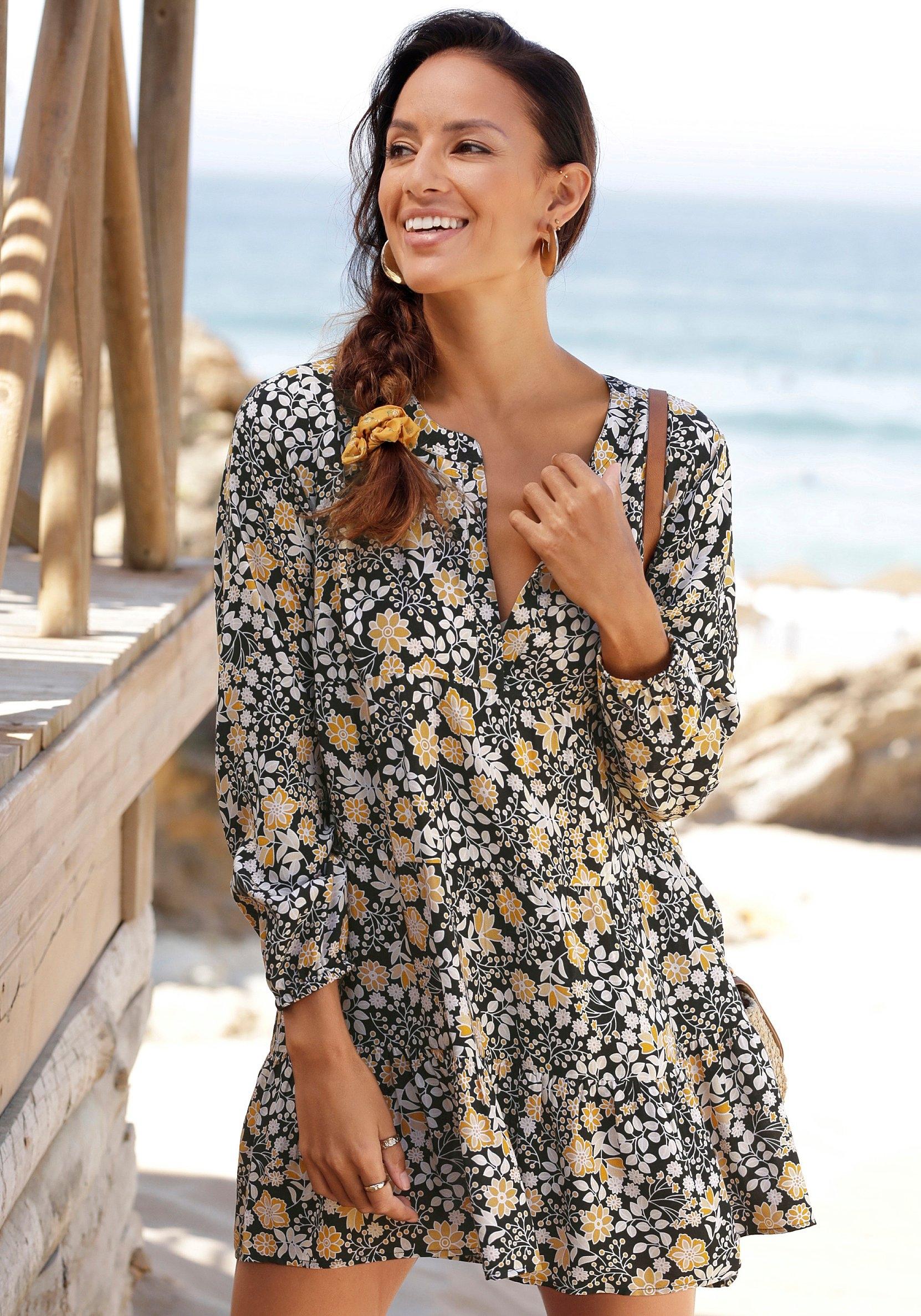 Lascana lange blouse - gratis ruilen op lascana.nl