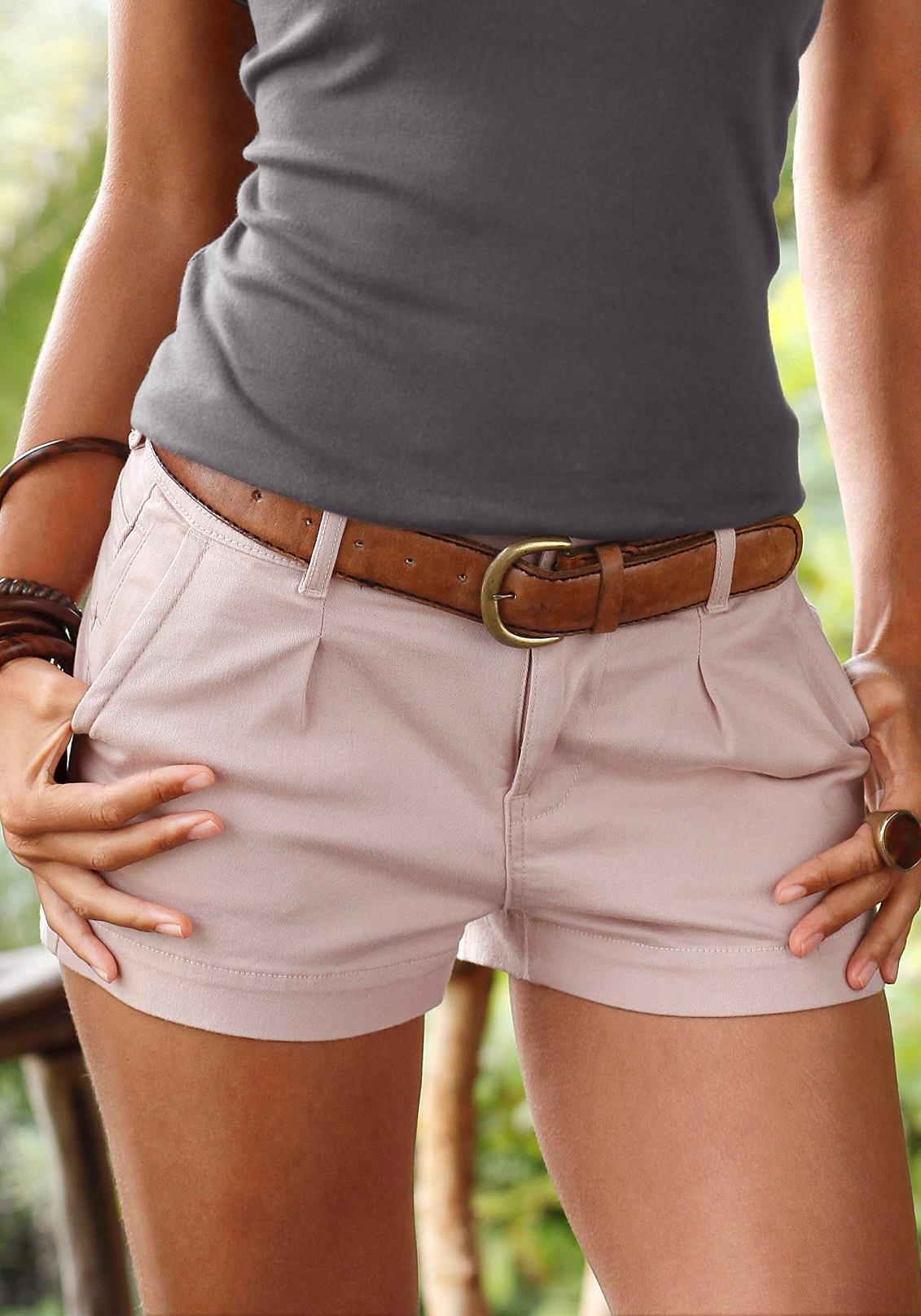 LASCANA Hotpants in de webshop van Lascana kopen