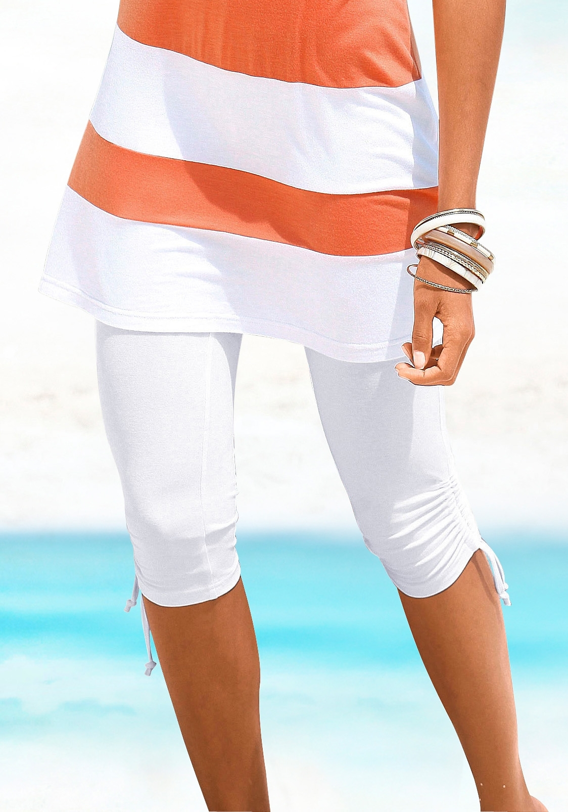 beachtime Caprilegging, Beach Time nu online kopen bij Lascana