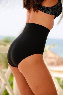 bodyforming bikinibroekje, lascana zwart