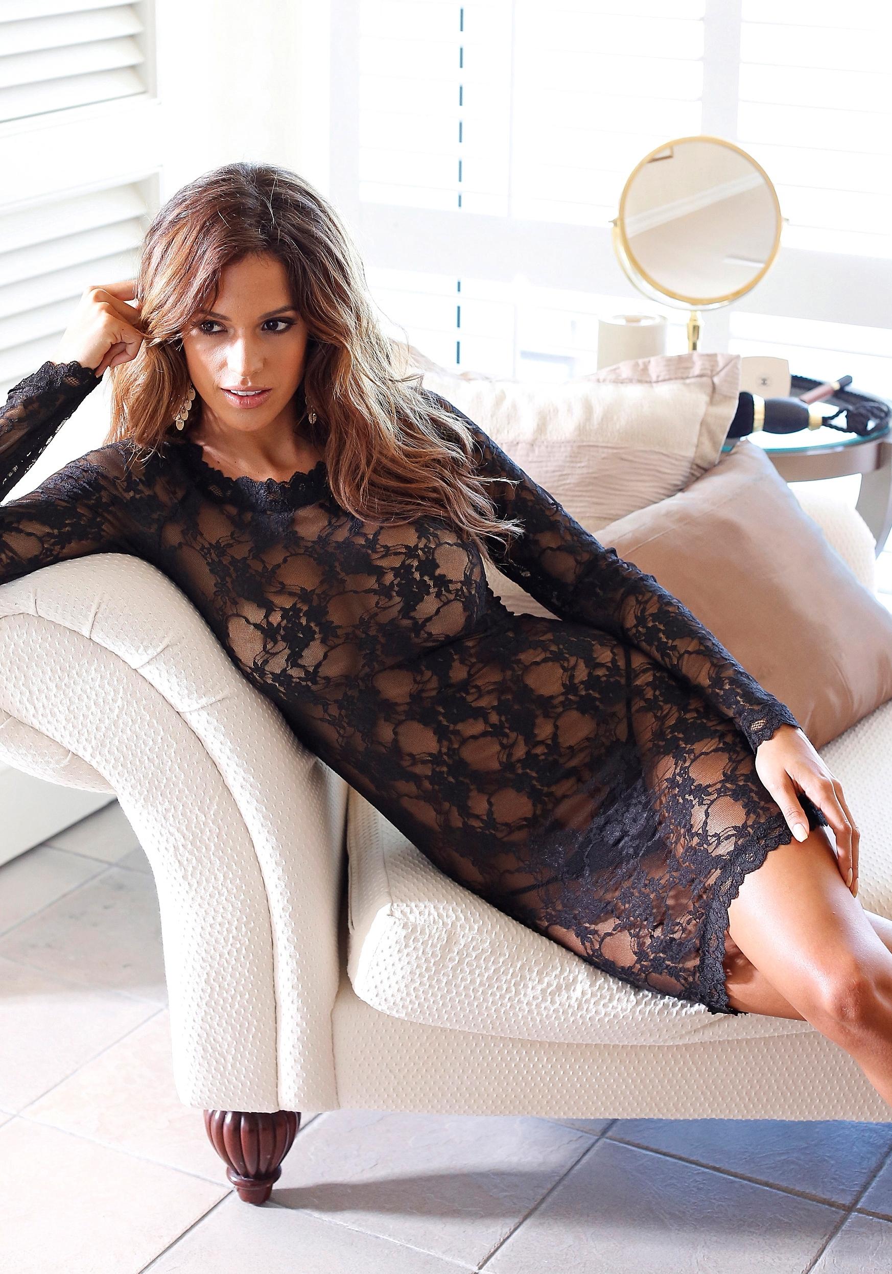 Lascana Kanten jurk van kant nu online kopen bij Lascana