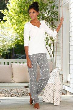 Pyjama in stretchkwaliteit