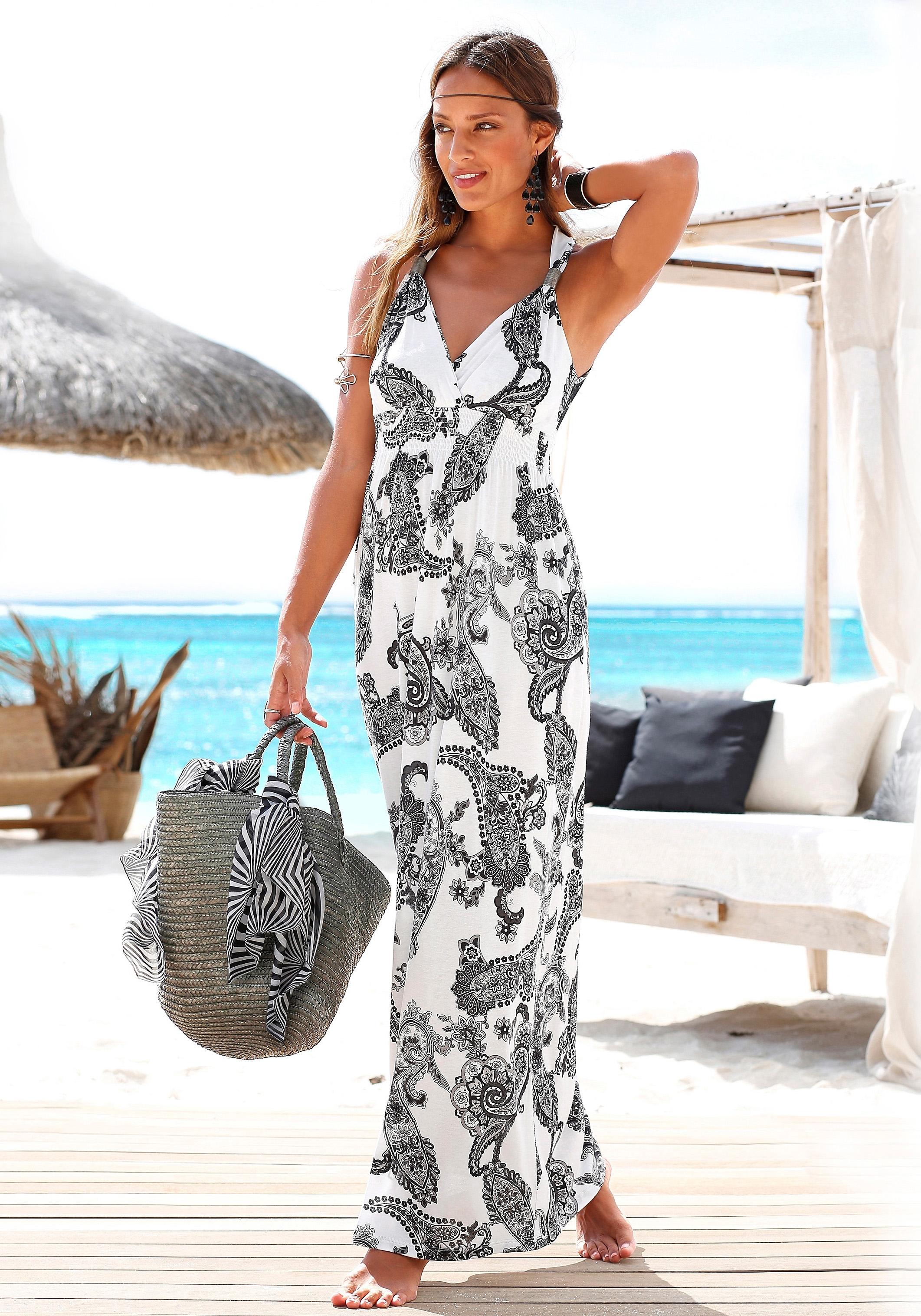 Op zoek naar een LASCANA maxi-jurk? Koop online bij Lascana