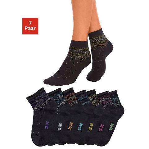 H.I.S Korte sokken 7 paar