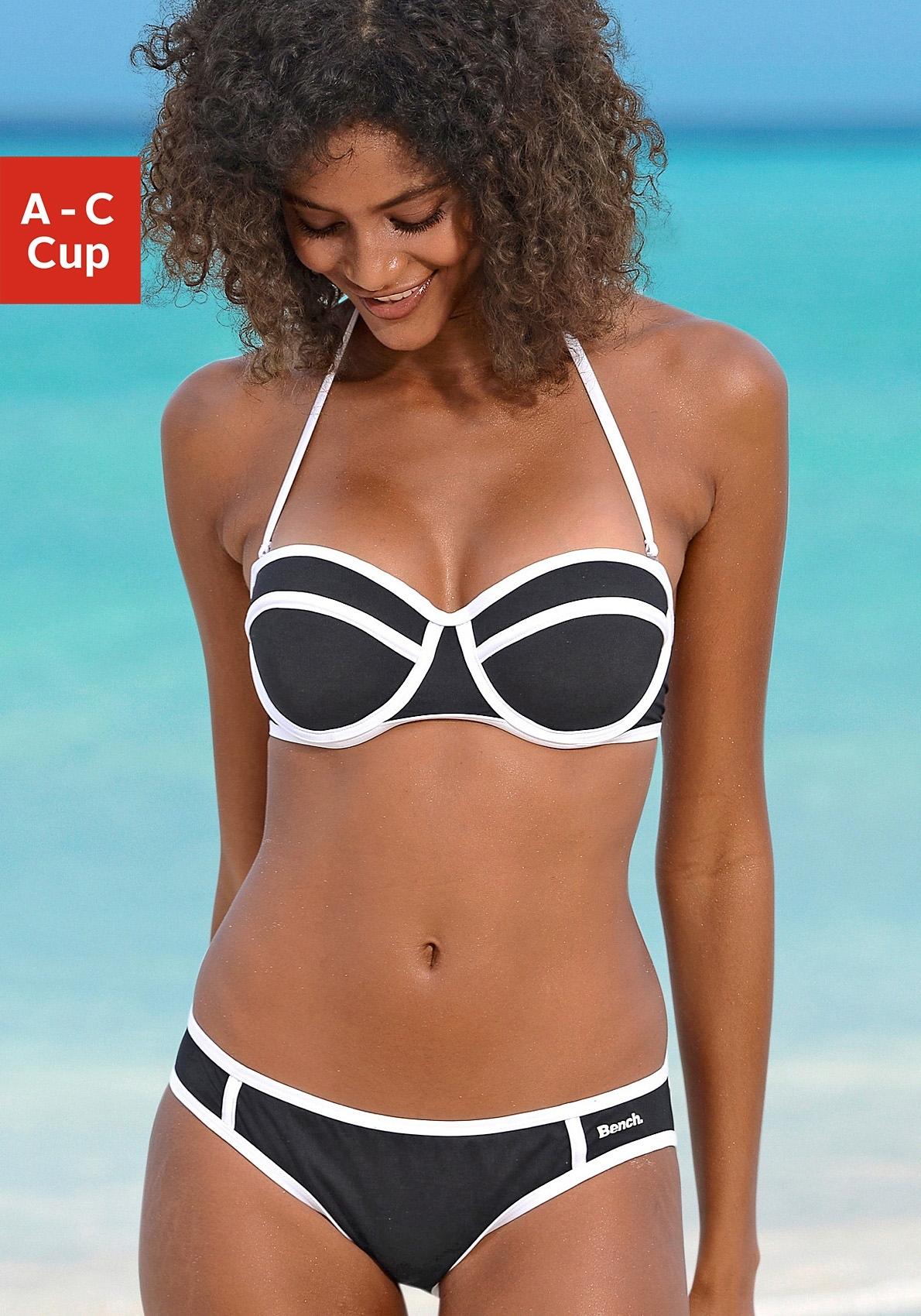 Bench. Balconette-bikini (2-delig) goedkoop op lascana.nl kopen