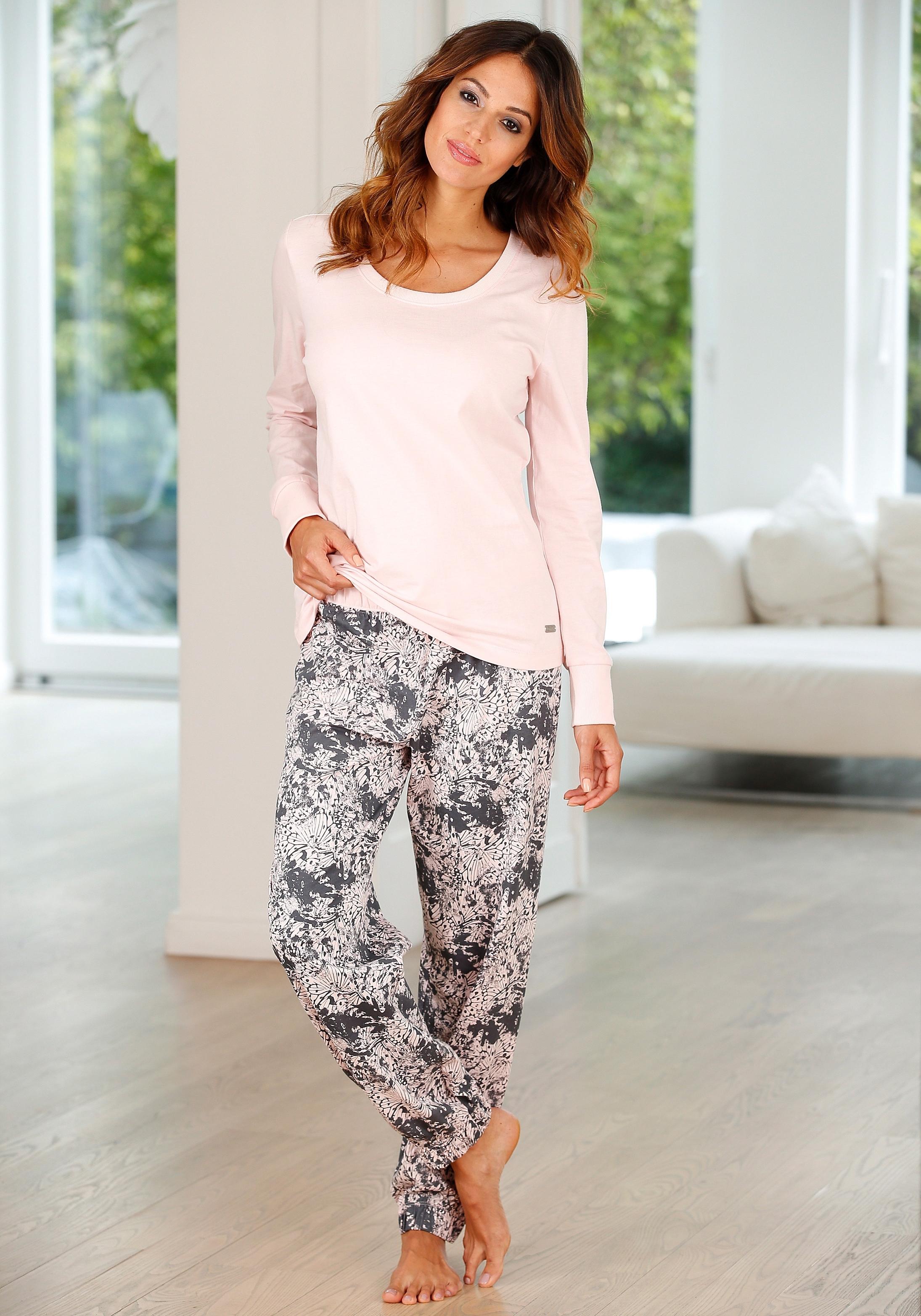 Buffalo Pyjama van katoen veilig op lascana.nl kopen