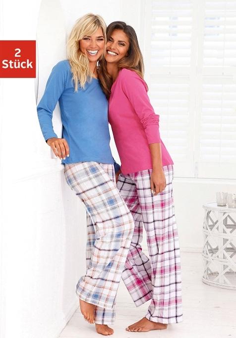 ARIZONA Pyjama, set van 2 voordelig en veilig online kopen