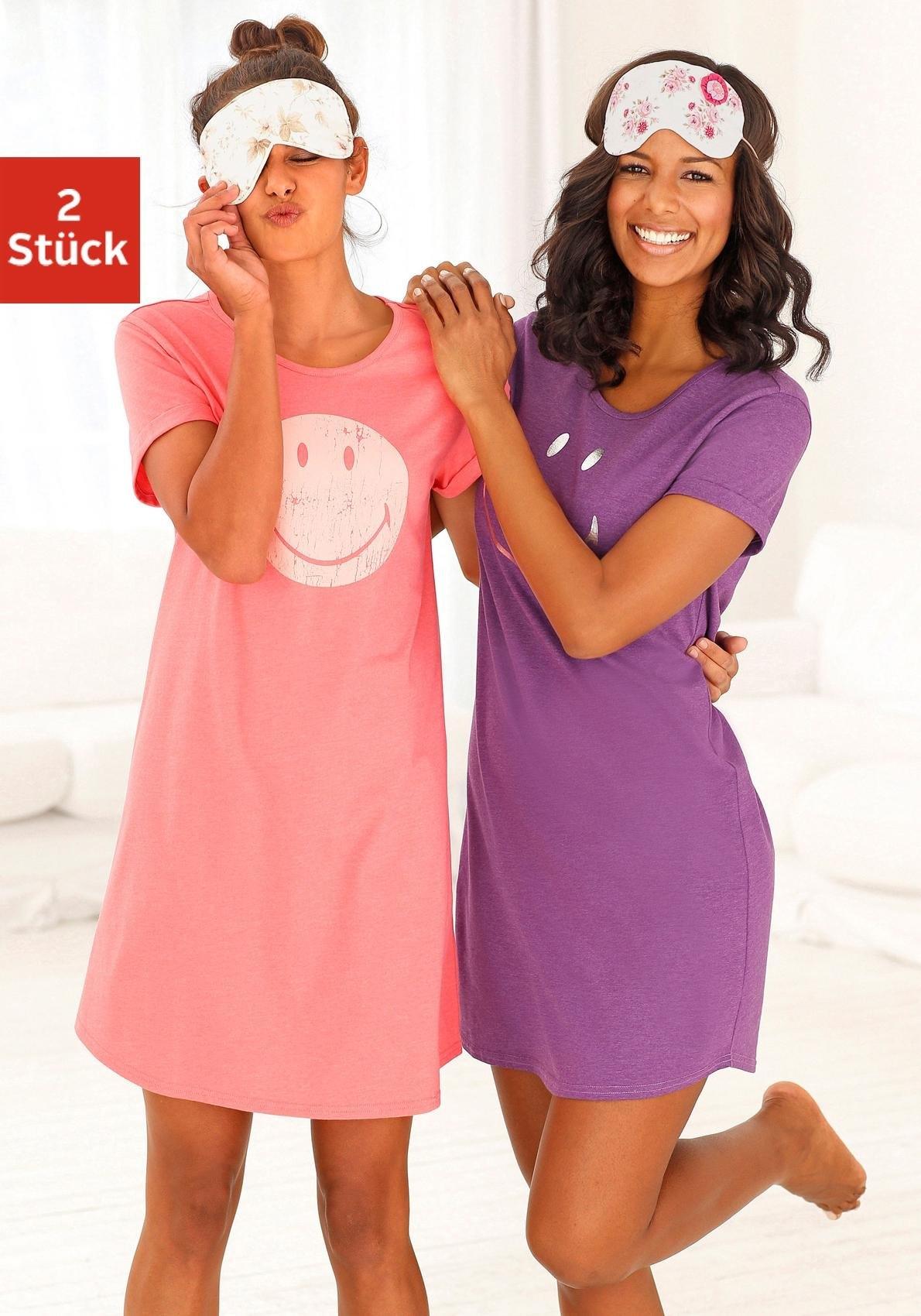 Op zoek naar een Petite Fleur Bigshirt in set van 2? Koop online bij Lascana