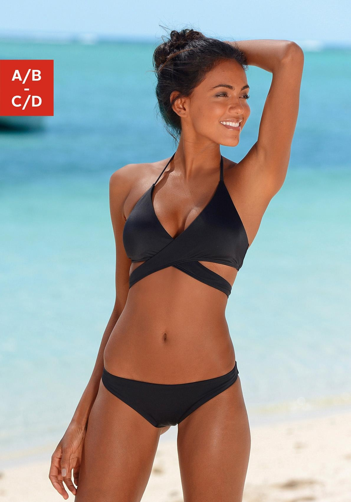official photos 12464 a5f88 Triangelbikini (2-delig)