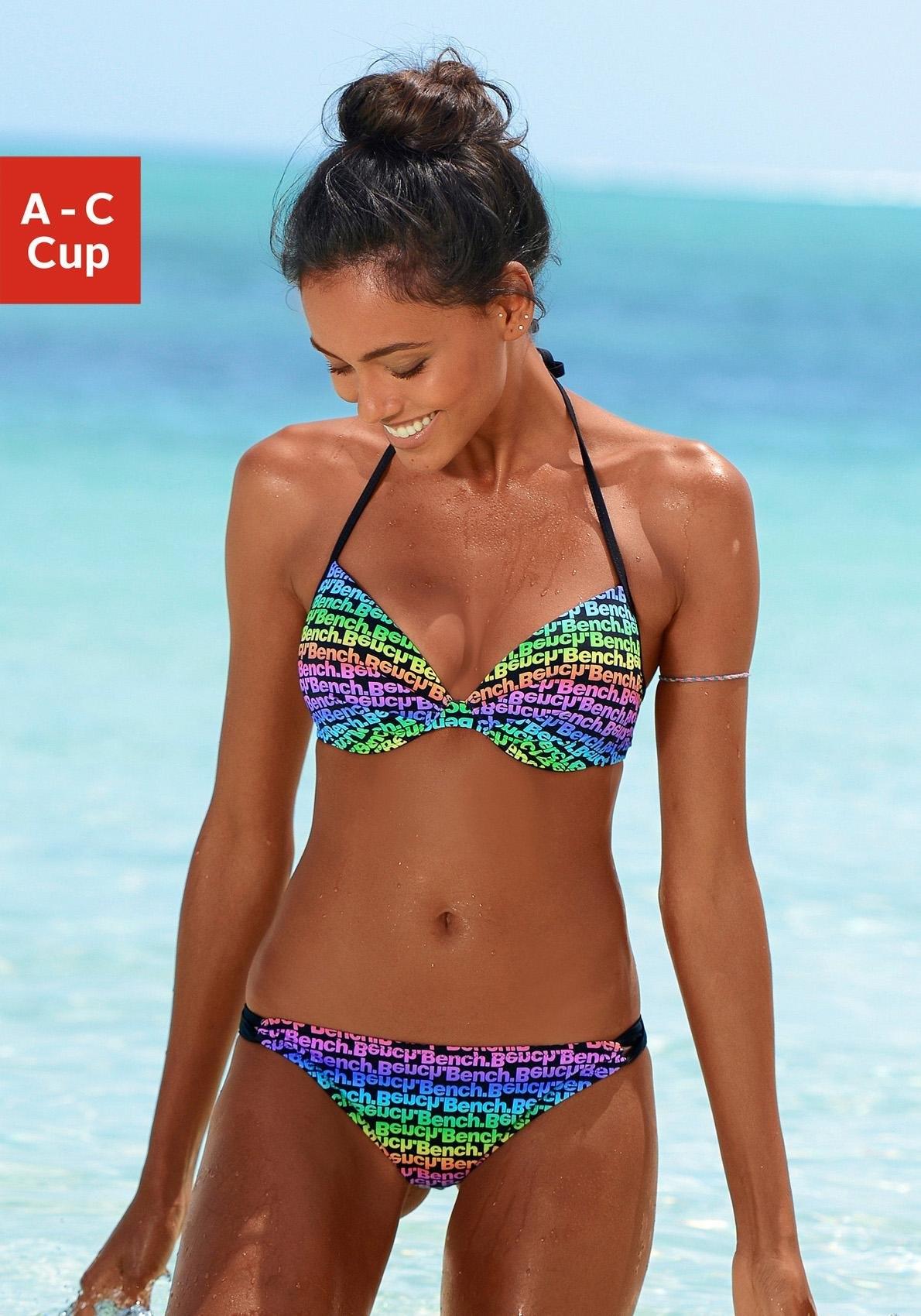 Bench Push-up-bikini (2-delig) - verschillende betaalmethodes