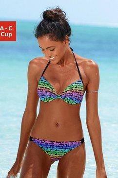 Push-up-bikini (2-delig)