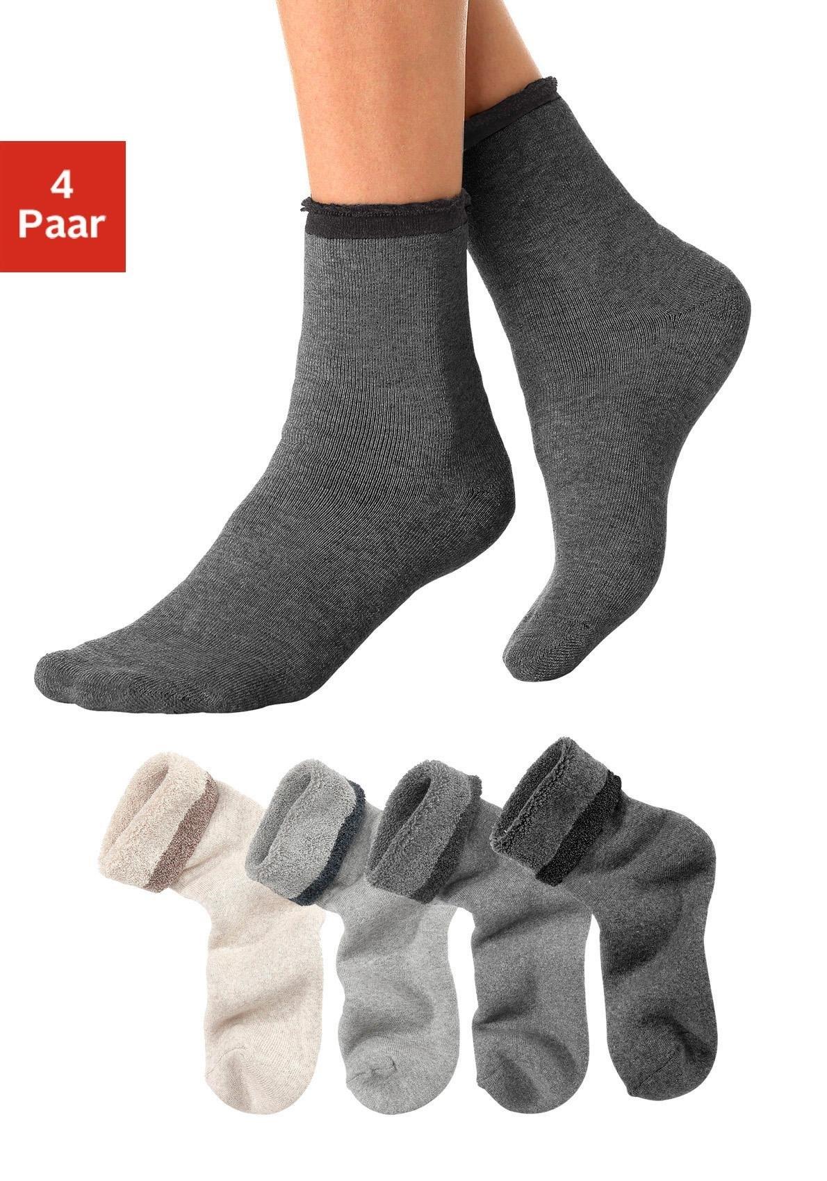Op zoek naar een Lavana wellness-sokken (set van 4 paar)? Koop online bij Lascana