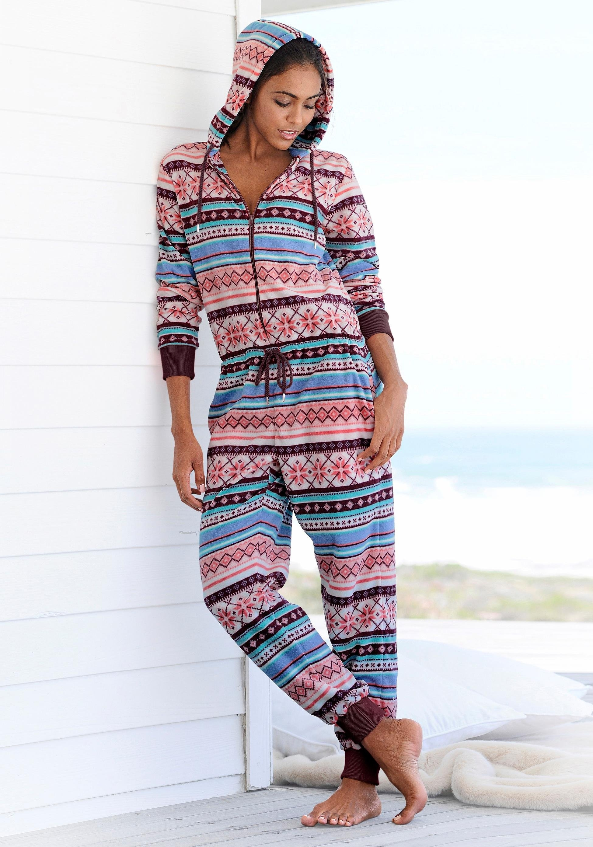 Bench. Relax-jumpsuit nu online bestellen