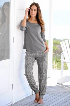pyjama, buffalo grijs