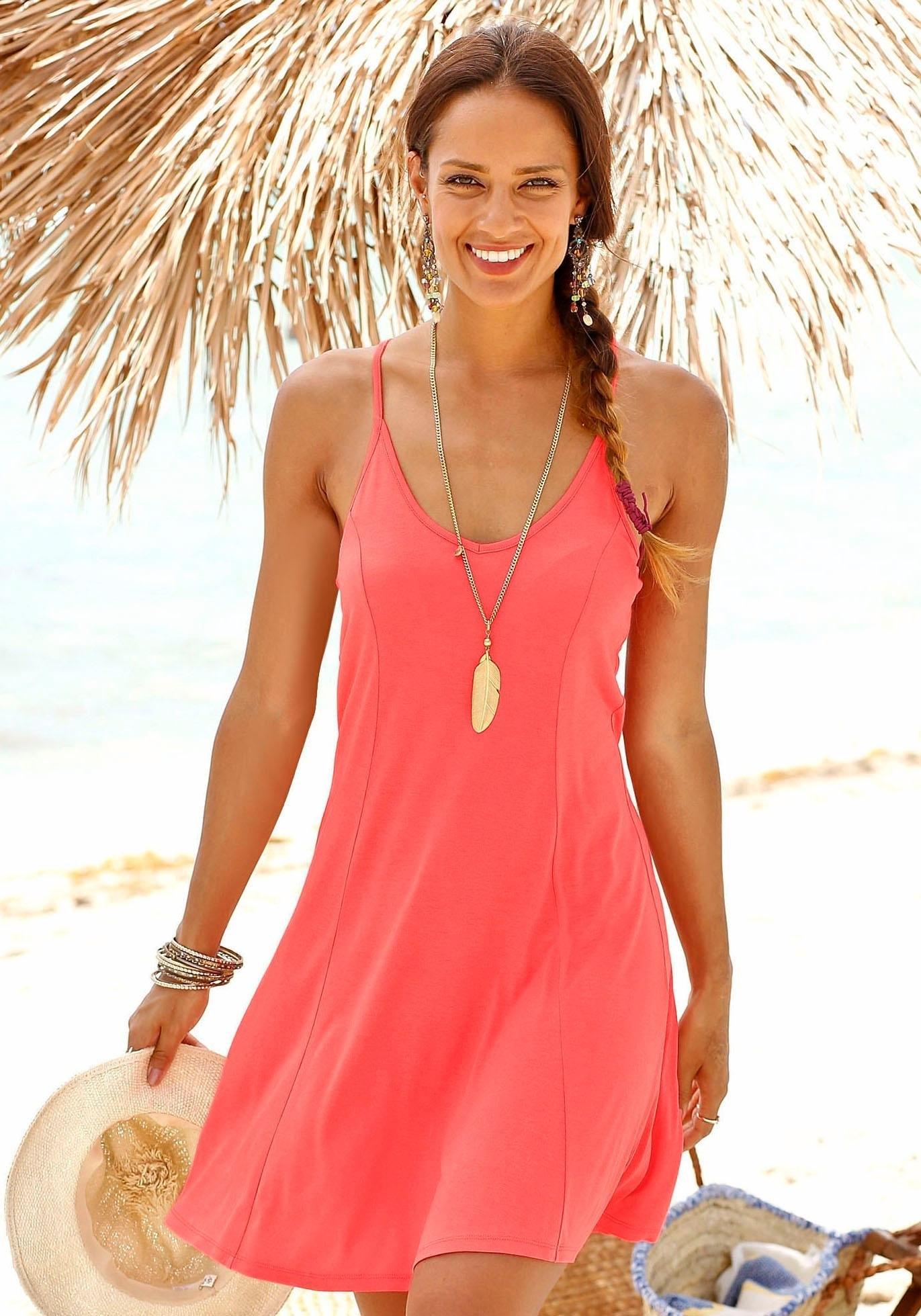 beachtime strandjurk bij Lascana online kopen