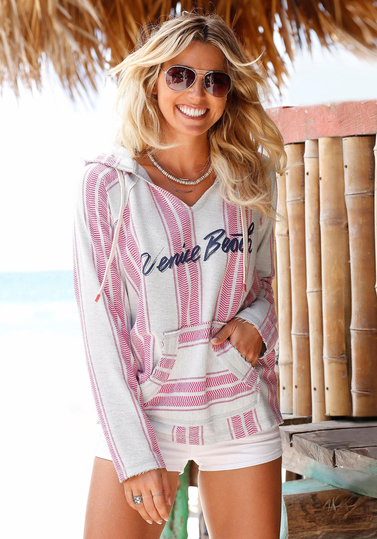 VENICE BEACH capuchonsweatshirt nu online bestellen