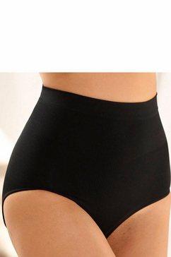 nuance comfortabele taille-shaper-slip zwart