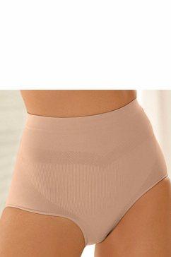 nuance comfortabele taille-shaper-slip beige