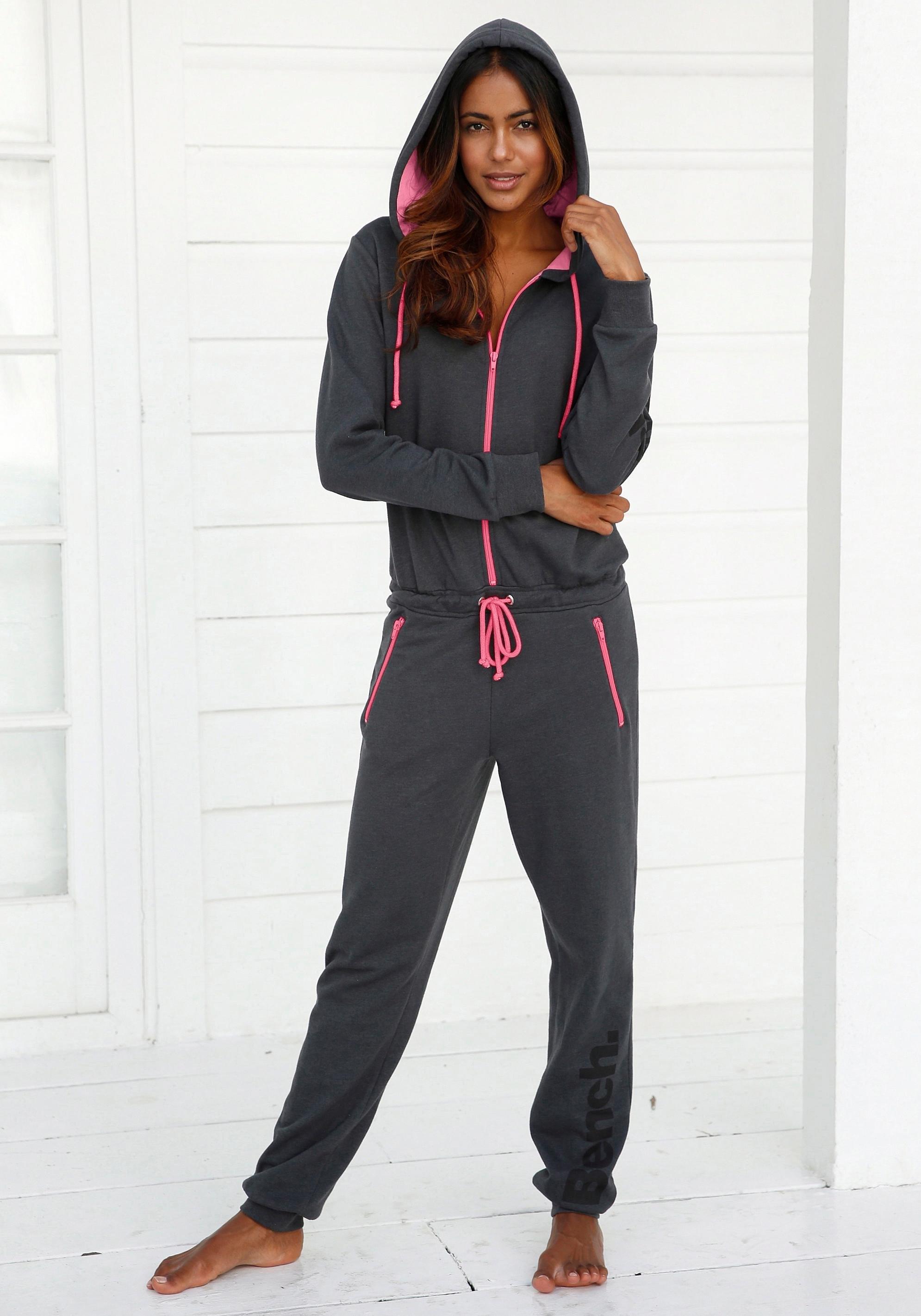 Bench. Relax-jumpsuit in de webshop van Lascana kopen