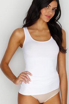 triumph modellerende top »trendy sensation shirt 02« wit