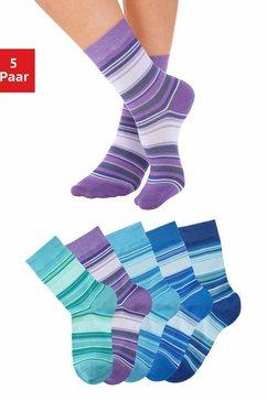 sokken, 5 paar