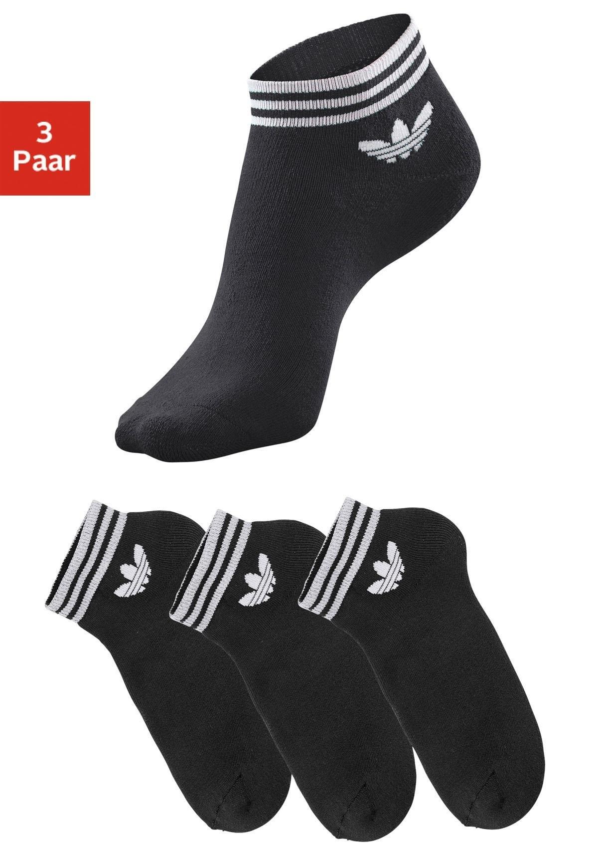 adidas Originals Sneakersokken (set van 3 paar) veilig op lascana.nl kopen