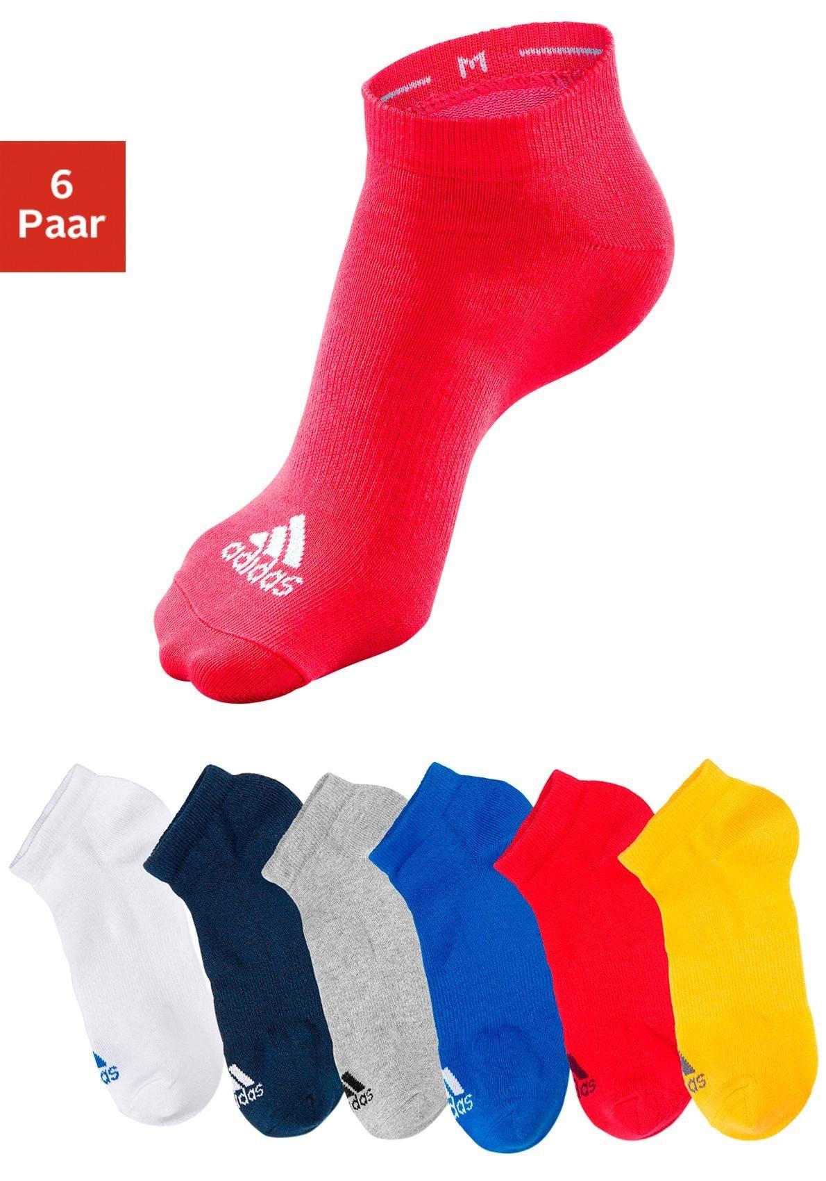 adidas Performance sneakersokken (set van 6 paar) online kopen op lascana.nl