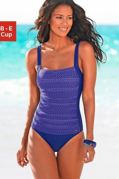 venice beach badpak »ethno« paars