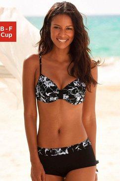 bikinitop met beugels »Flower«