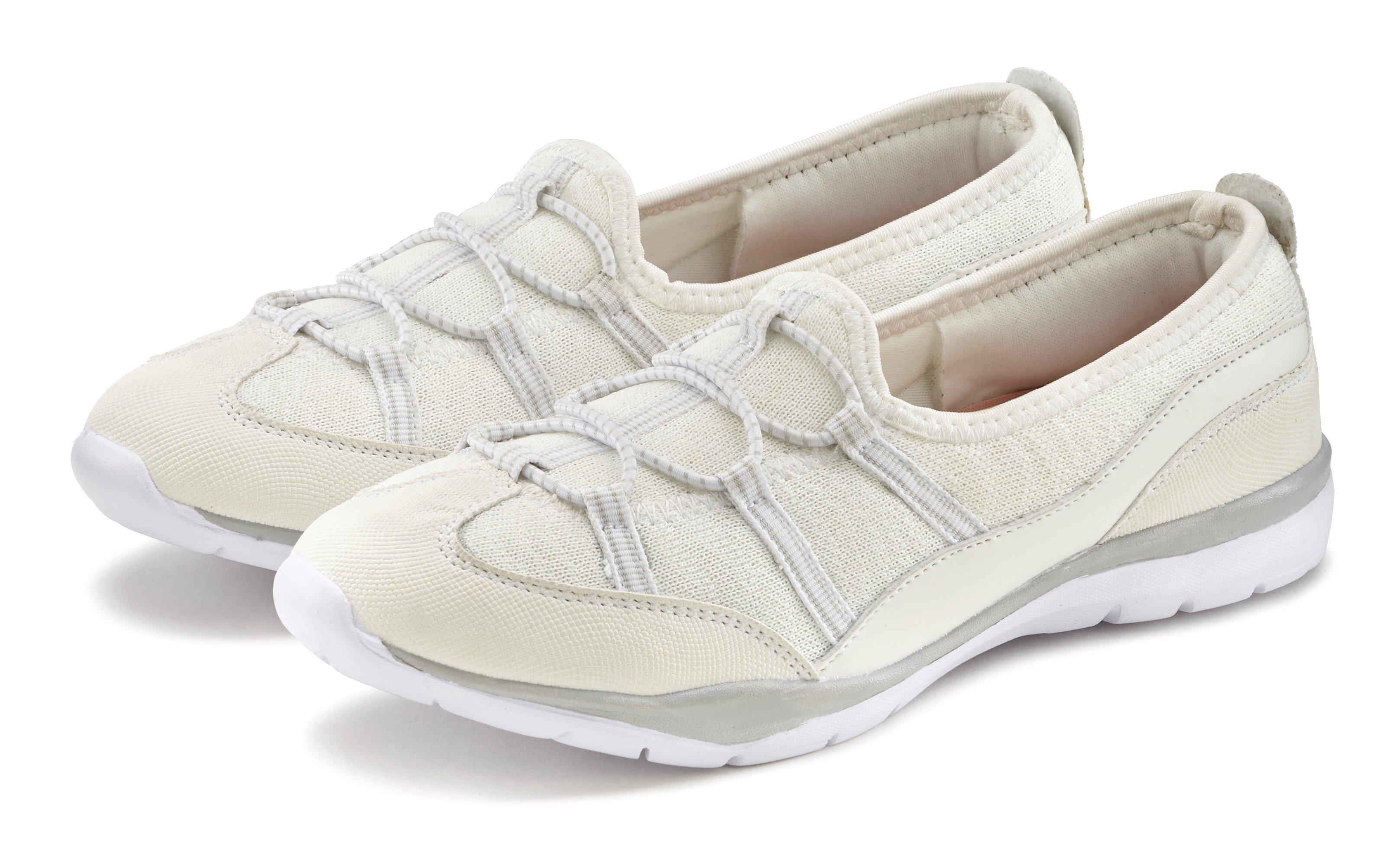 Lascana Slip-on sneakers in sportieve look veilig op lascana.nl kopen