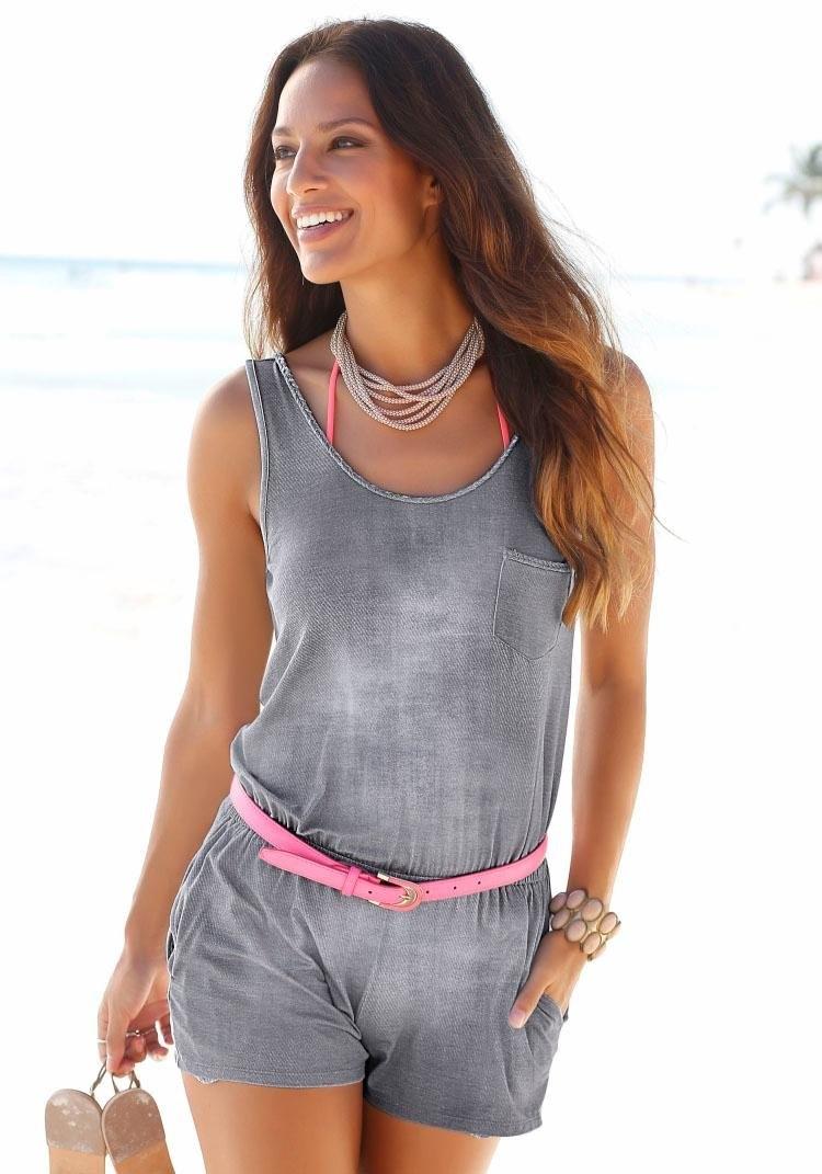 s.Oliver RED LABEL Beachwear jumpsuit nu online kopen bij Lascana