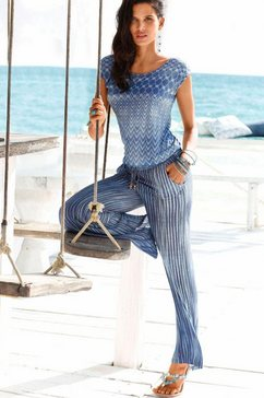 Beachwear jumpsuit