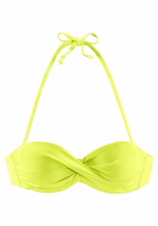 s.Oliver Beachwear s.Oliver RED LABEL Beachwear beugel-bandeautop »Spain« bij Lascana online kopen