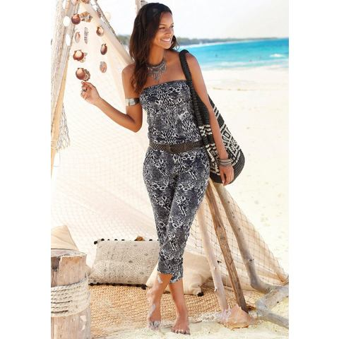 NU 15% KORTING: BUFFALO LONDON bandeau-jumpsuit