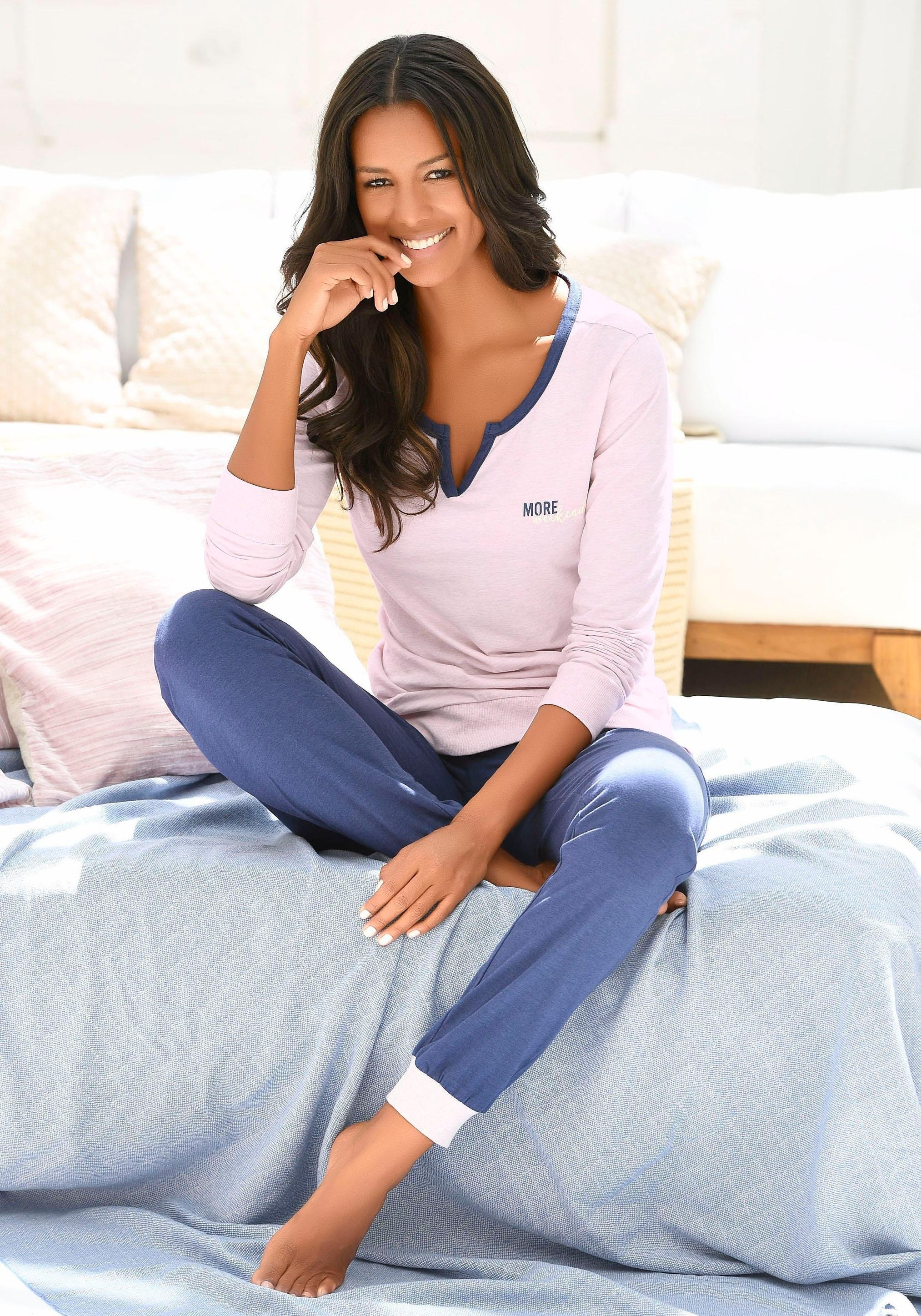 ARIZONA pyjama veilig op lascana.nl kopen