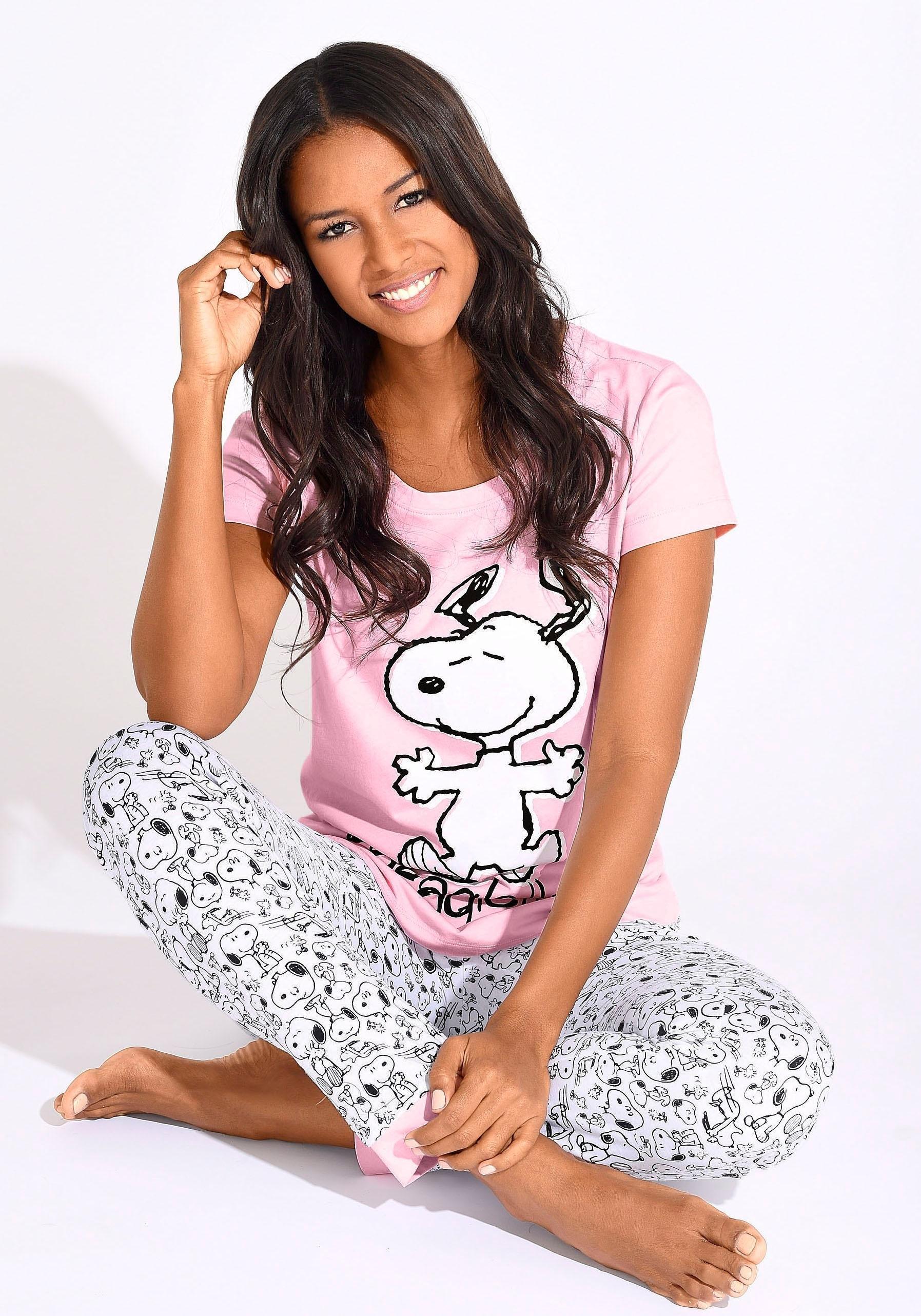 Peanuts SNOOPY-pyjama in N-maten online kopen op lascana.nl