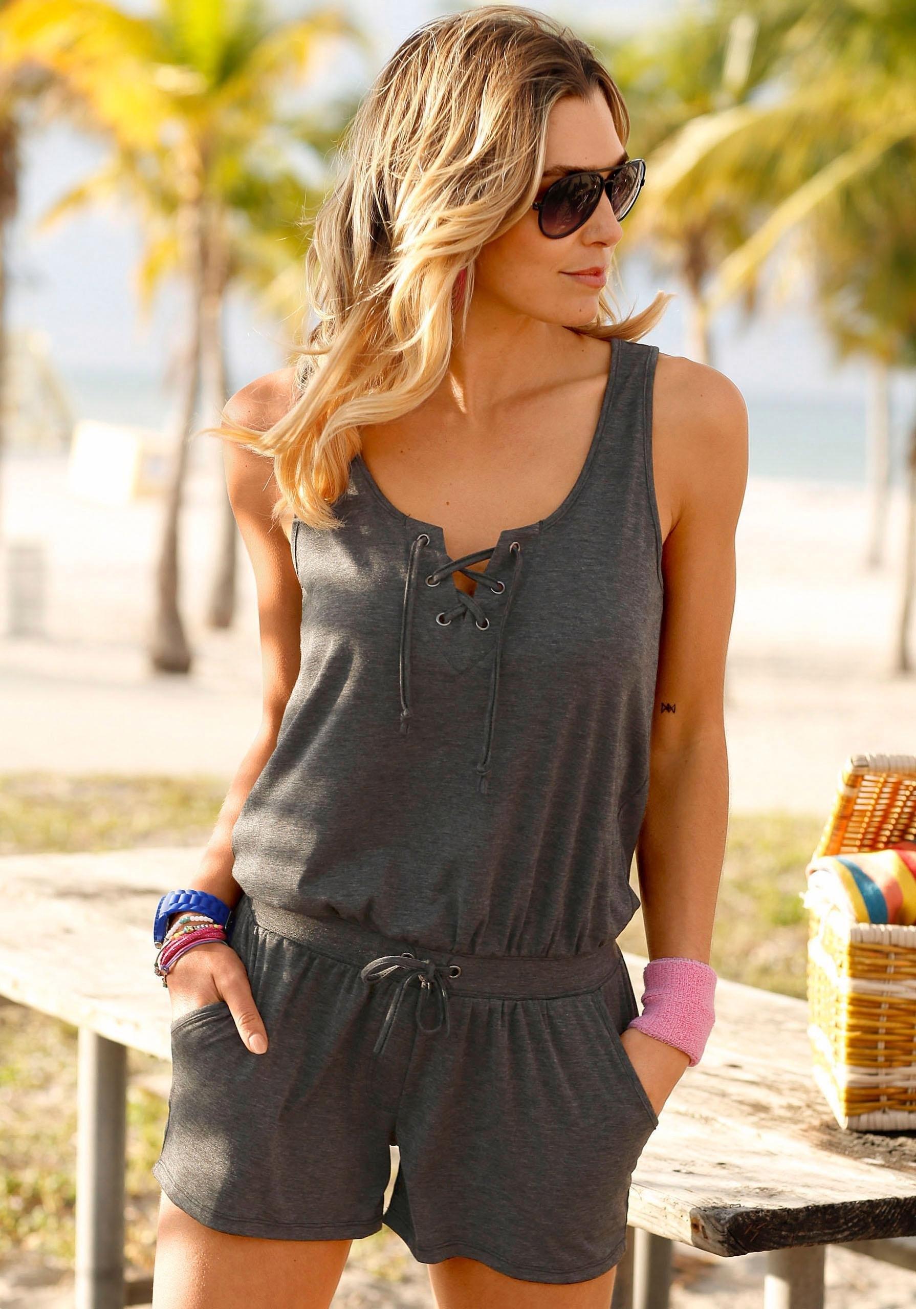 Bench. jumpsuit nu online kopen bij Lascana