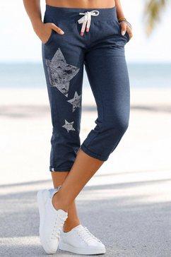 venice beach sweatbroek blauw