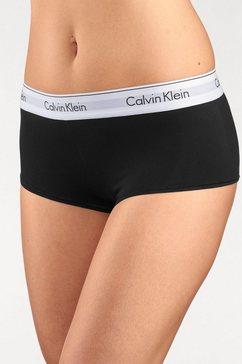 calvin klein hipster modern cotton met brede boord zwart